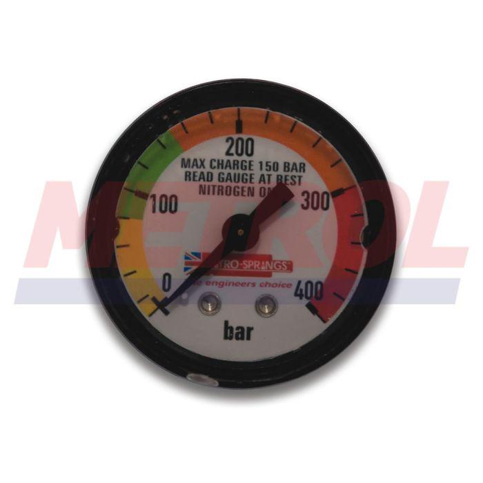 MET8222 48mm Diameter Manometer