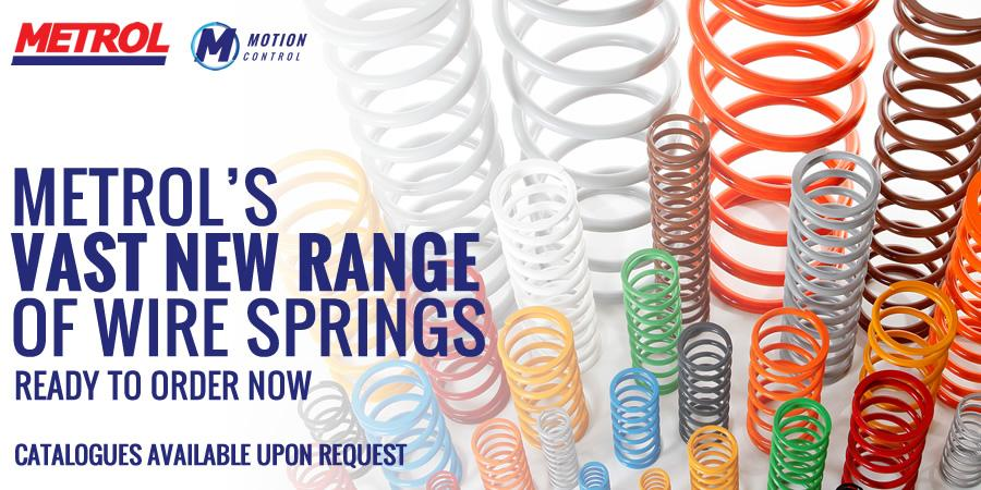 We've Officially Launched our Wire Springs Website!