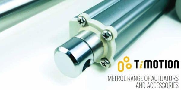 Metrol's TiMotion Catalogue Launched
