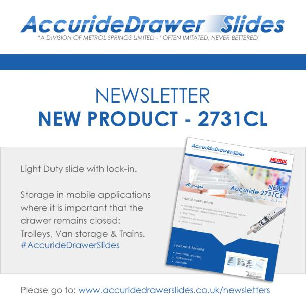 Introducing Accuride 2731CL