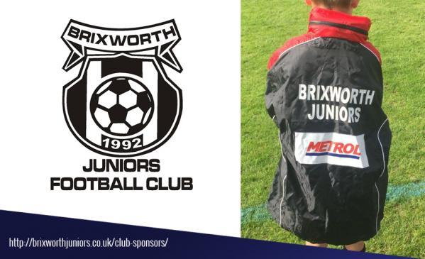Proud Football Sponsors