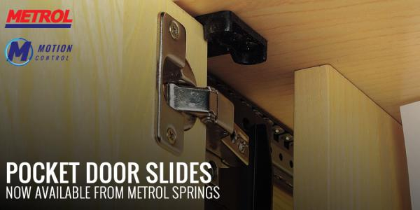 Pocket Door Slides from Metrol
