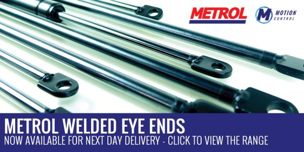 Metrol welded eye ends now available
