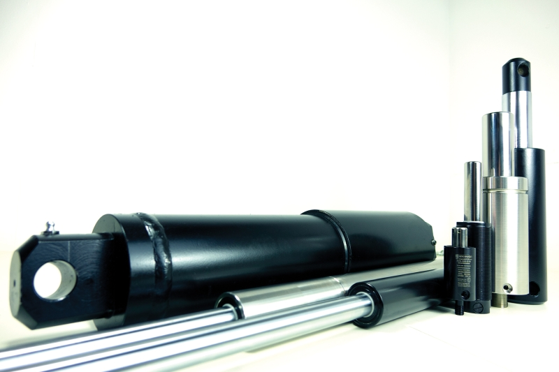 How can Gas Springs give your Application the Competitive Edge?