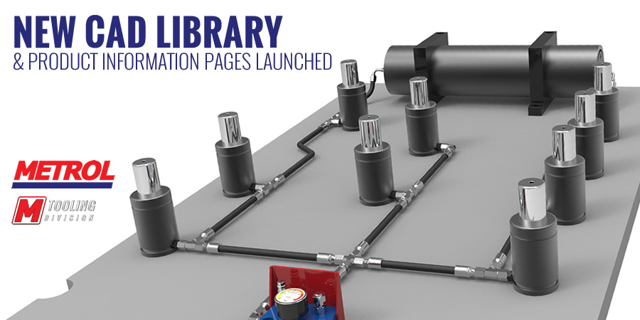 New CAD library launched at Metrol