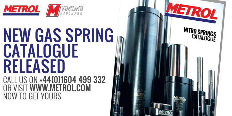 New Gas Spring Catalogue Launched