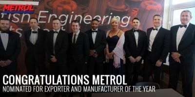 Congratulations Metrol