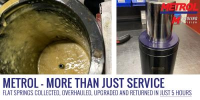 Metrol - more than just service!