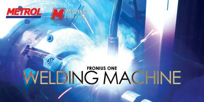 Fronius One New Welding Machine