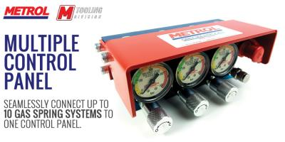 Metrol's MCP control panels: multiplying efficiency