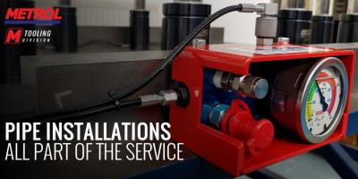 Pipe System Installations