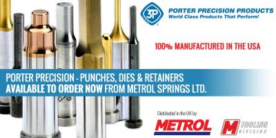 Porter Precision Punches, Dies and Retainers