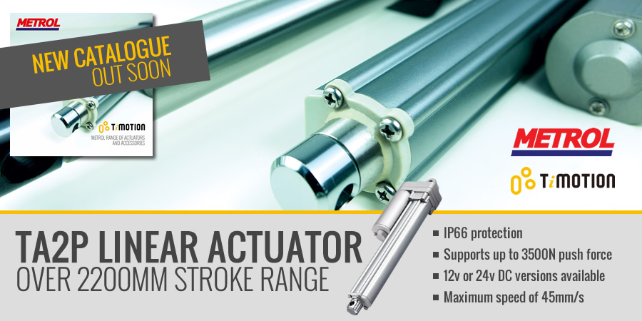 Introducing the TA2P Parallel Linear Actuator