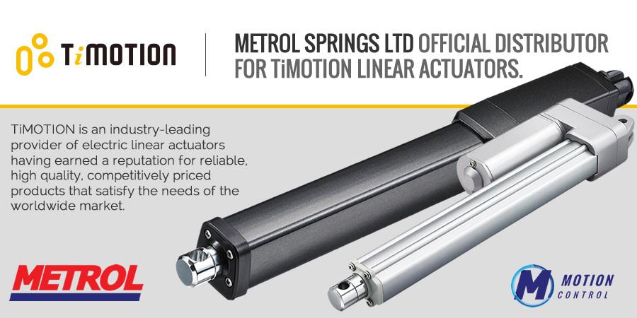 TiMotion Linear Actuators