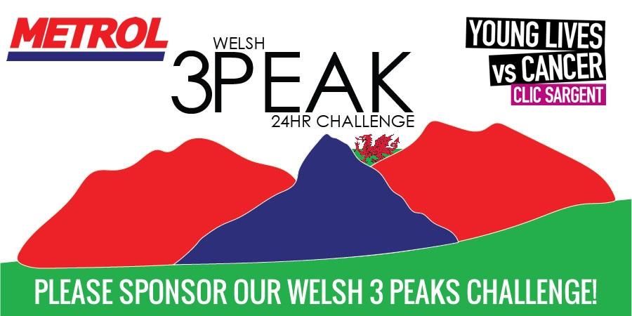 Metrol Takes On Welsh 3 Peaks Challenge