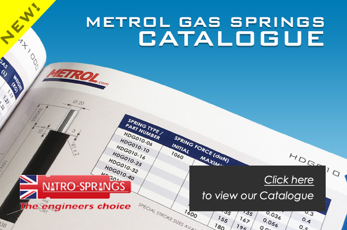 Metrol Springs Limited - Nitro Gas Springs Catalogue