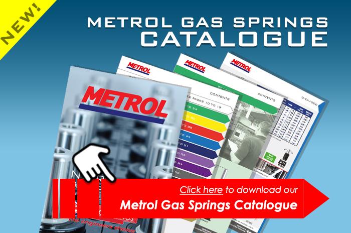 Metrol Springs Limited - Gas Springs Catalogue