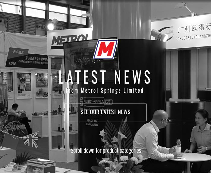 Metrol Springs Limited - Latest News