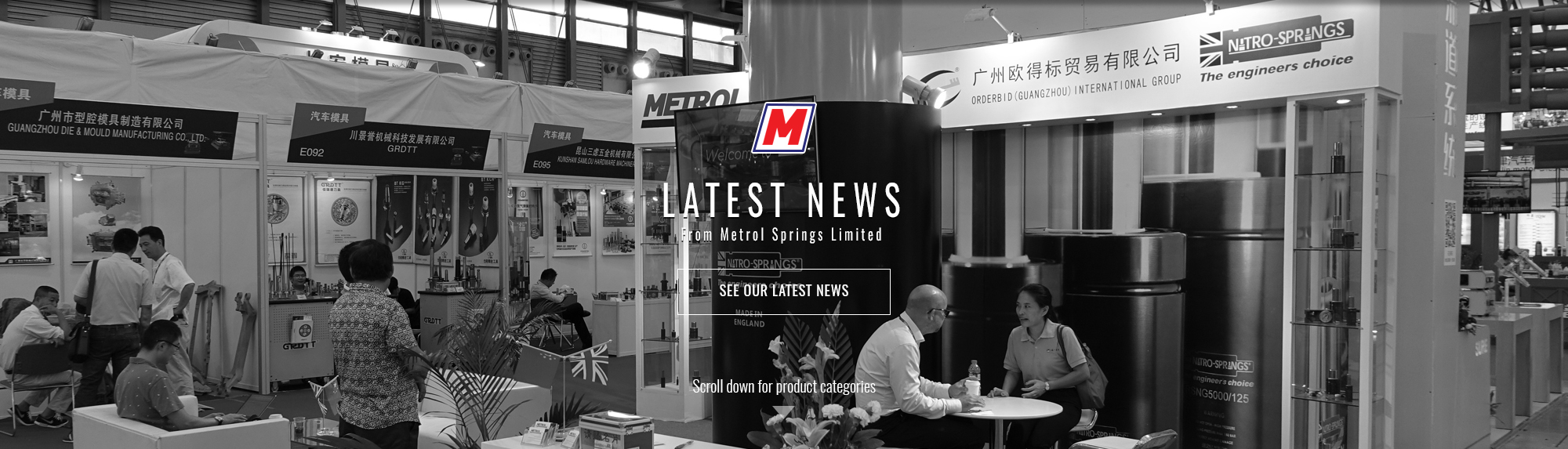 Metrol Springs Limited - Latest News