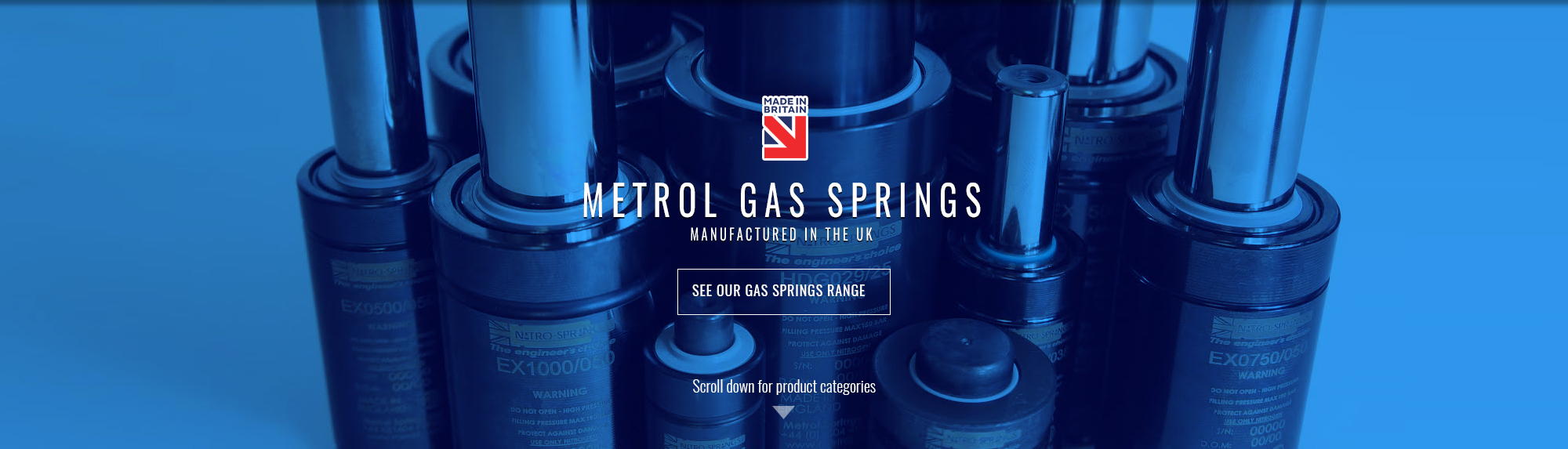Metrol Springs Limited - Nitro Gas Springs
