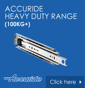 Accuride Drawer Slides Heavy Duty Range