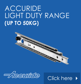 Accuride Drawer Slides Light Duty Range