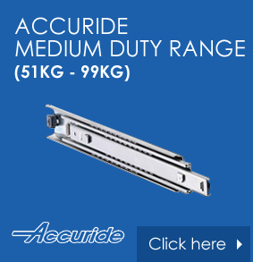Accuride Drawer Slides Medium Duty Range