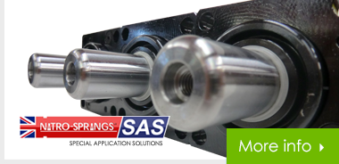 Gas Springs Special Applications