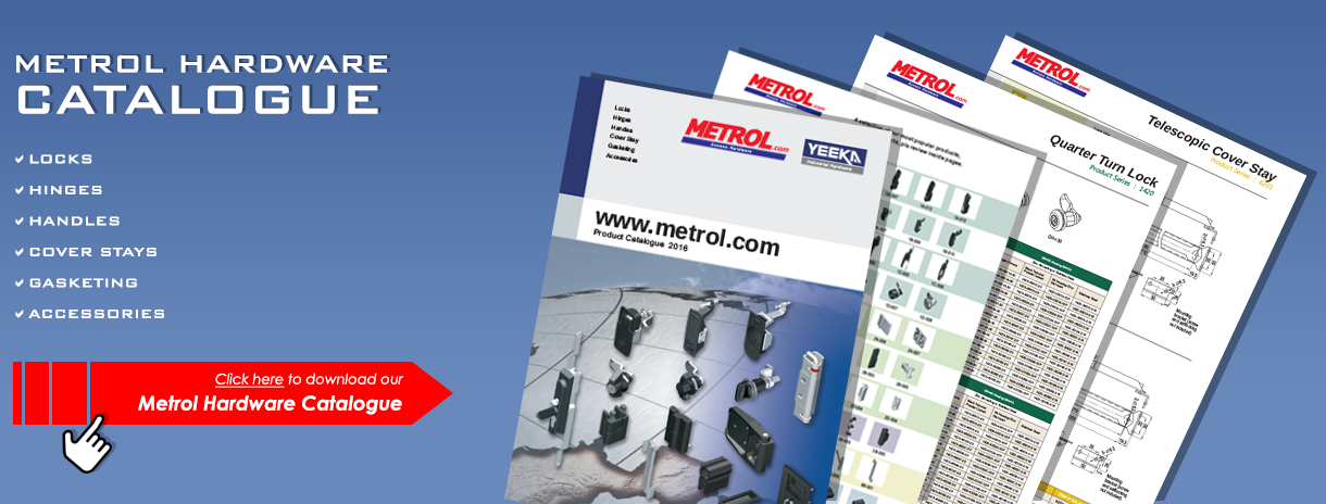 Metrol Springs Limited - Access Hardware Catalogue